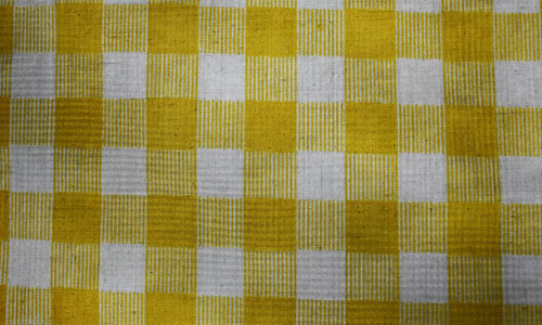 Exudingly Attractive Plaid Fabric Texture