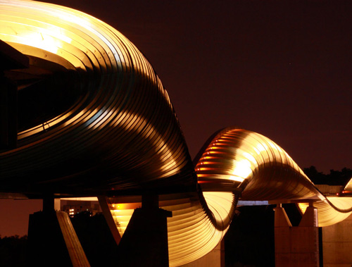 Nice Henderson Waves Bridge Photo