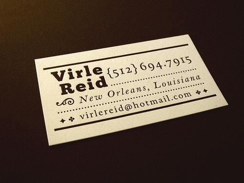 Virle Reid