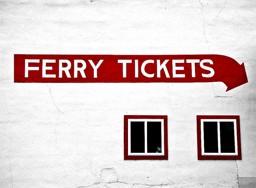Urbanartski Remix Ferry Tickets
