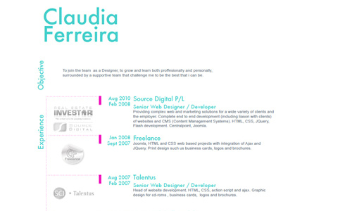 10 graphic design resume tips naldz graphics