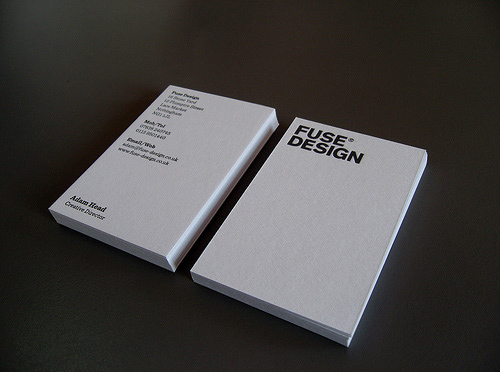 New Fuse Business Card