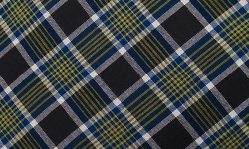 Perfectly Formal Checkered Plaid Fabric Texture