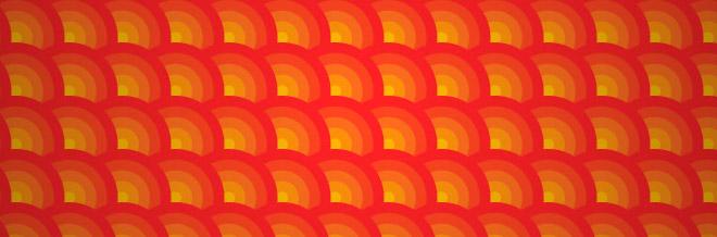 33 Motivating Orange Patterns for Creative Minds