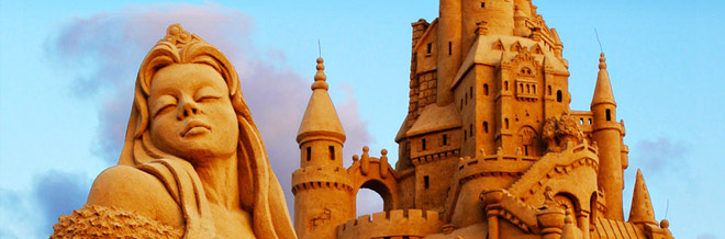 39 Highly Exceptional Sand Sculptures
