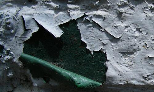 Design Sensitive Peeling Paint Texture