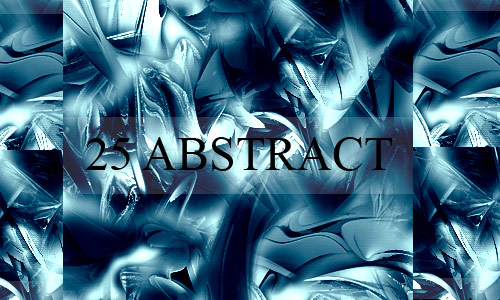 Competitive Set of Abstract Photoshop Brushes