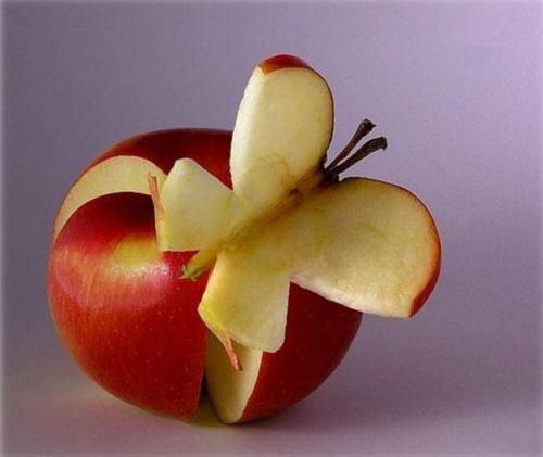 Apple Food Art