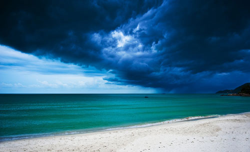 Beautiful Storm Photo
