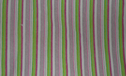 Really Comforting Striped Fabric Texture