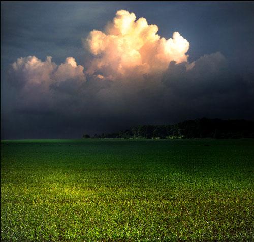 Unexpected Storm Photo