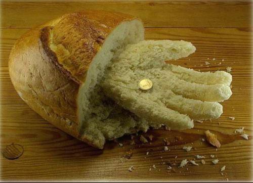 Bread Food Art