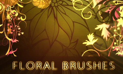 Addictive Floral Brushes