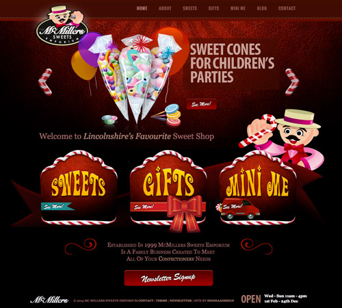 candy site