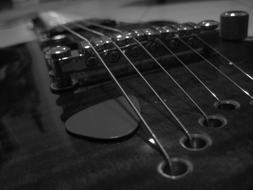 Strum Loved Guitar Photo