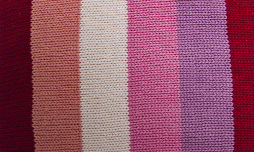 Angled Striped Fabric Texture