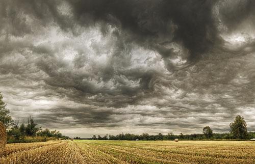 Seasonal Storm Photo