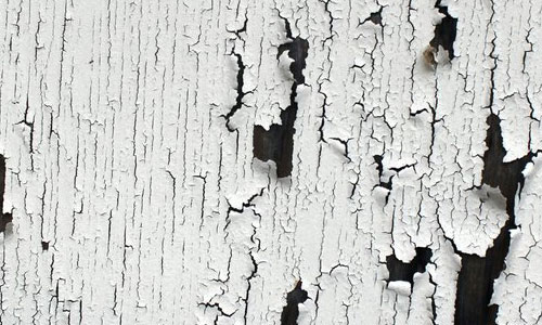 Attractively Peeling Paint Texture