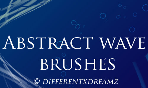 Tempting Abstract Photoshop Brushes
