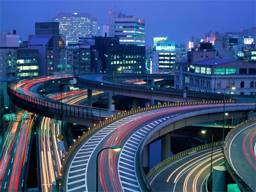 Japan - Tokyo at Night