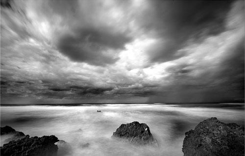 Scene of Storm so Fascinating