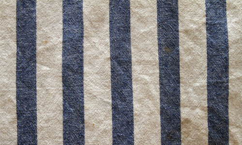 Really Old Yet Nice Striped Fabric Texture