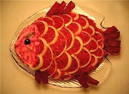 Fish Japanese Food Art