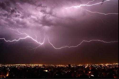 Simply Amazing Thunderstorm Photo