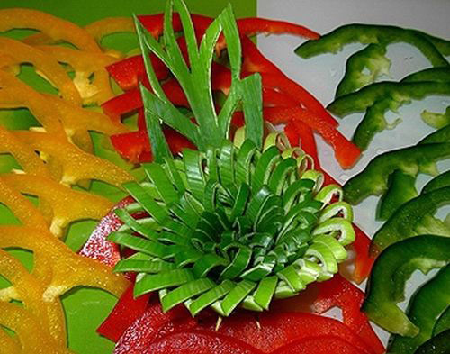 Attractive Japanese Food Art