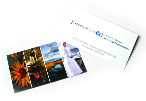 Grenex Media Business Cards