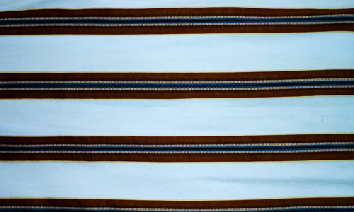 Inviting and Cute Striped Fabric Texture