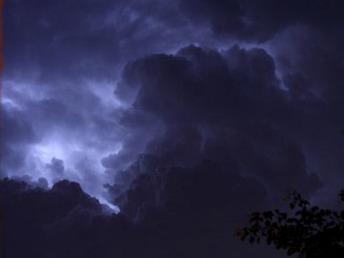 Heartwarming Storm Photo
