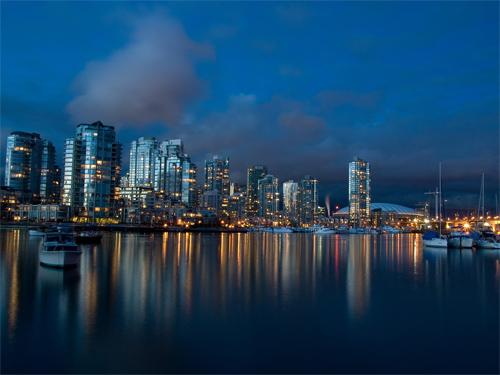 Vancouver Dusk (WDS)