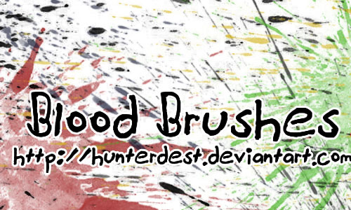Simply Artistic Photoshop Brushes