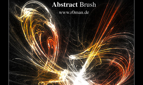 Breathtaking Abstract Photoshop Brushes