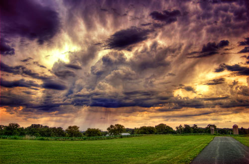 Perfect Storm Photography Shot