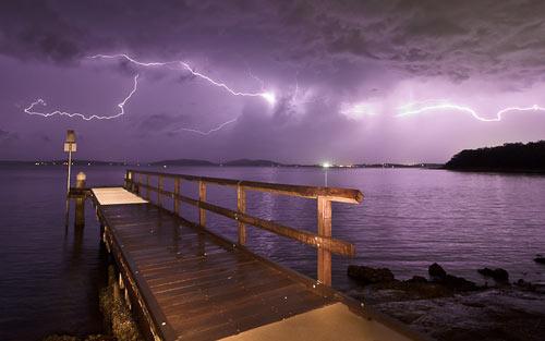 Scenic Storm Photo