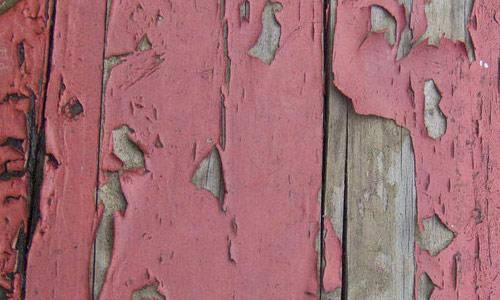 Even Attractive Peeling Paint Texture