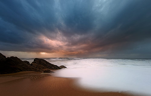 Smooth Storm Photography