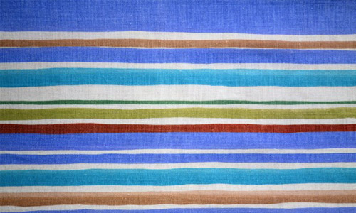Cozy Striped Fabric  Texture
