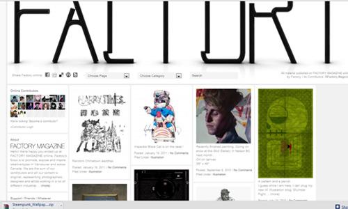 Undeniably Superb Magazine-Themed Website