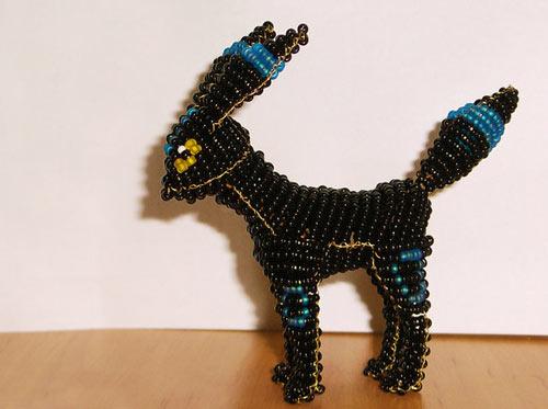 Glossy Bead Art