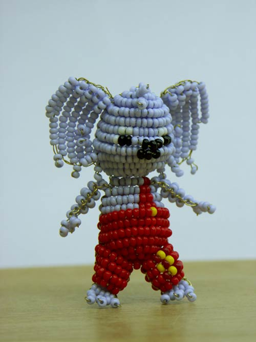 Cool Blinky Bill Bead Art