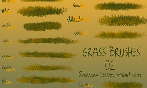 Dune grass brush photoshop download