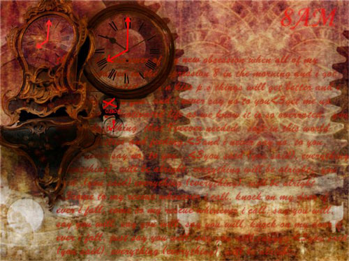 Desktop Perfect Steampunk Wallpaper