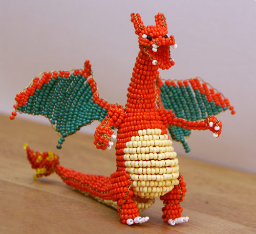 Adorable Bead Art
