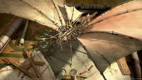Desktop Nice Steampunk Wallpaper
