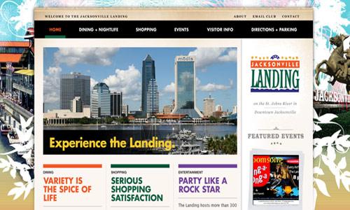 Just So Amazing Magazine-Themed Website