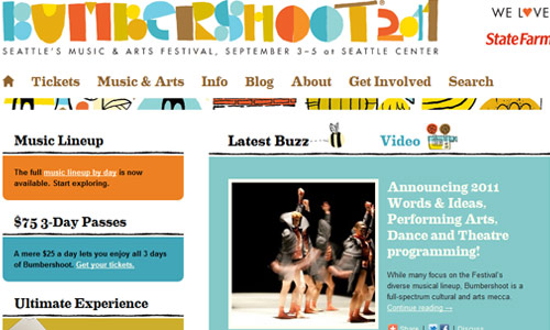 Magazine-Themed Website that Stands Out