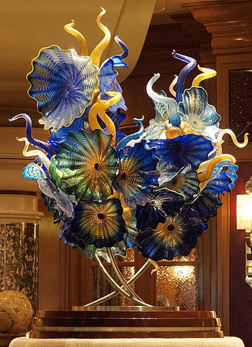 Very Unique Glass Sculpture